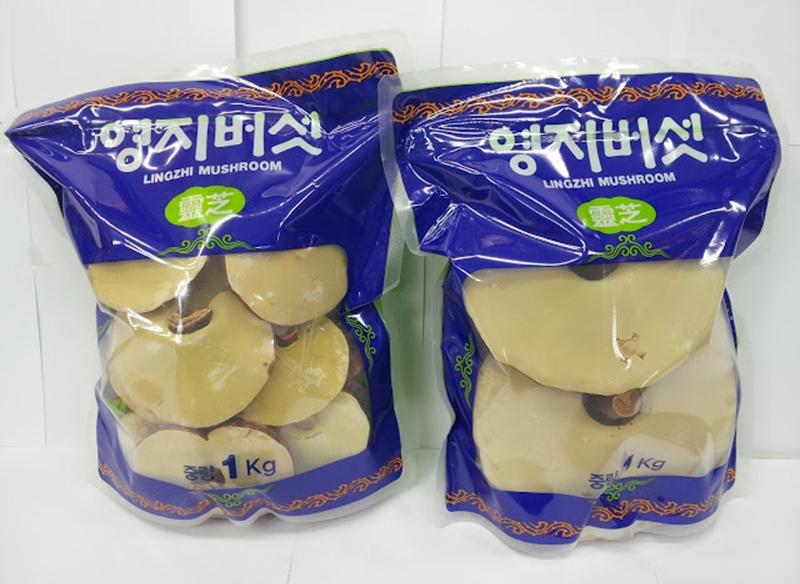 Nấm Linh Chi Vàng cao cấp Hàn Quốc