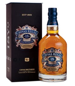 Rượu Chivas Regal 18 Years Old (750ml)